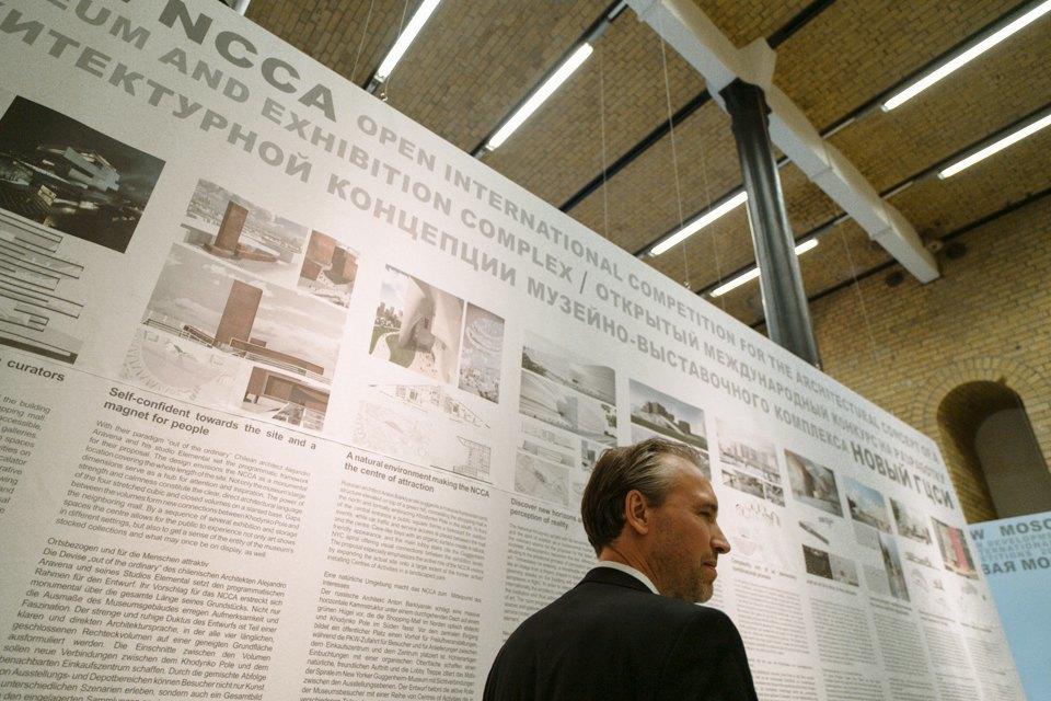 Выставка «Новая Москва» вгалерее Aedes вБерлине. Изображение № 10.