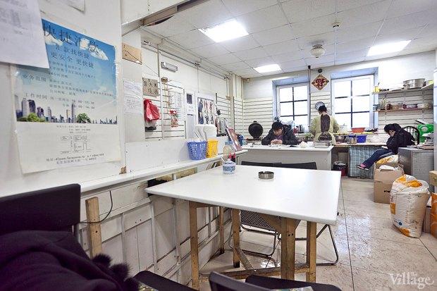Все свои: Китайское кафе-склад в«Апрашке». Изображение № 7.