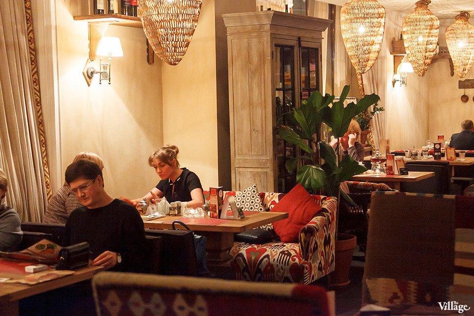 От заката до рассвета: 24 места, где можно поесть ночью в Петербурге. Изображение № 31.