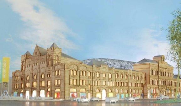 Теория вероятности: 4 проекта реконструкции Политехнического музея. Изображение № 19.