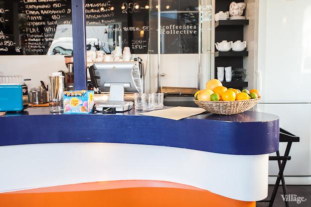 На месте кофейни Nero открылось кафе Coffee Room. Изображение № 5.