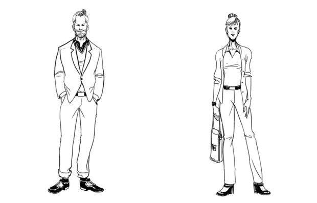 Как это устроено: 5 основных видов дресс-кода. Изображение № 10.