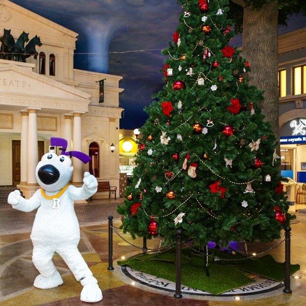 Новогодние елки, каток, детские спектакли и другие развлечения. Изображение № 7.