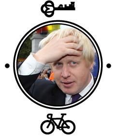 Клуб мэров: Борис Джонсон, Лондон. Изображение № 1.