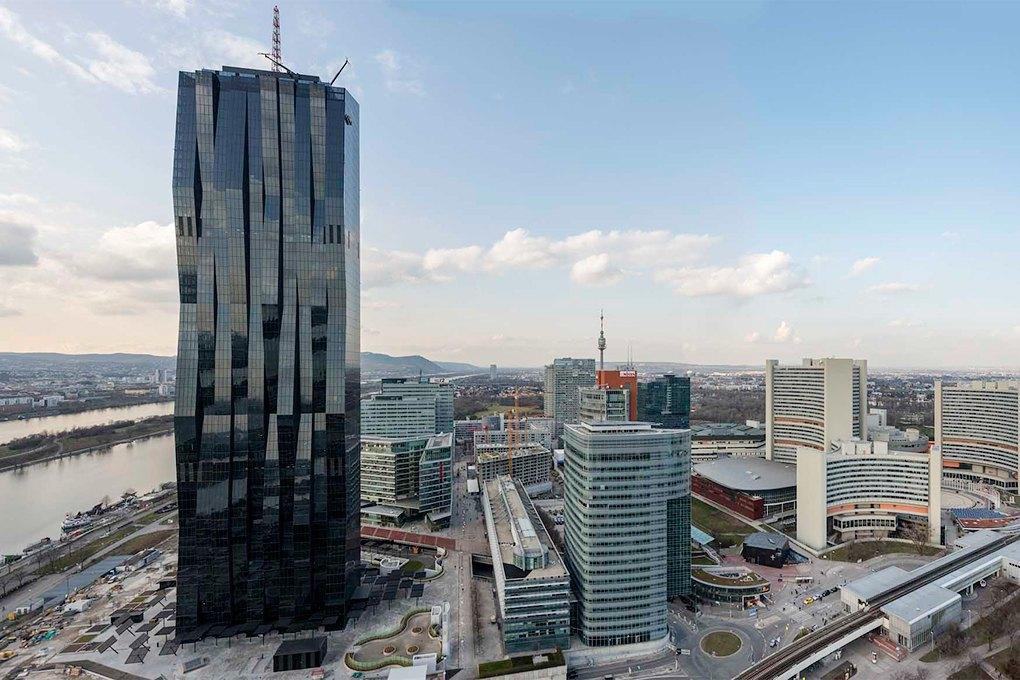 Hopes Tech: 15 самых эффектных небоскрёбов мира. Изображение № 40.