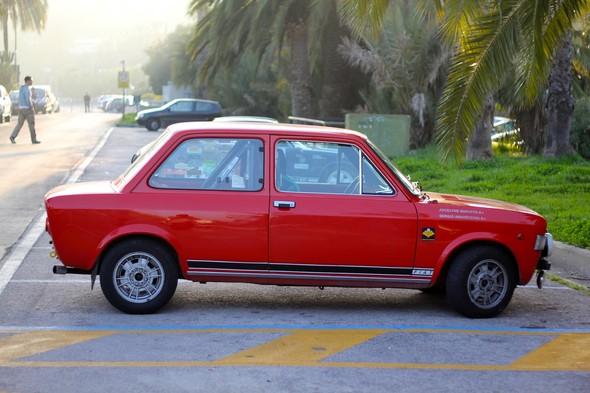 Ретро-автомобили в Сан-Ремо. Изображение № 6.