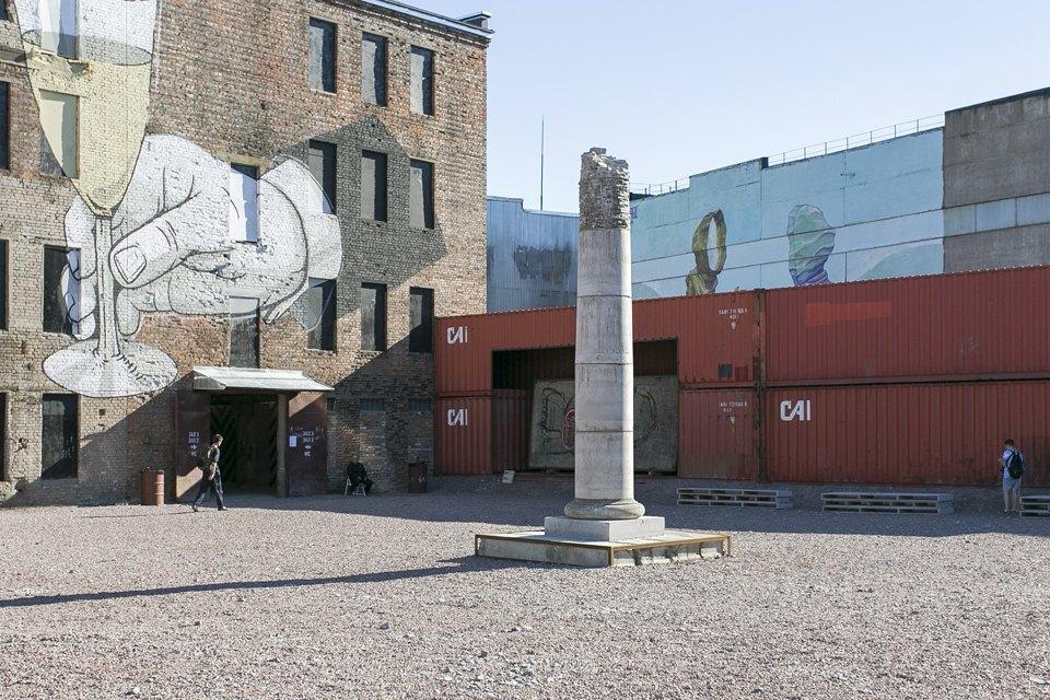 В Петербурге открылся Музей стрит-арта. Изображение № 25.