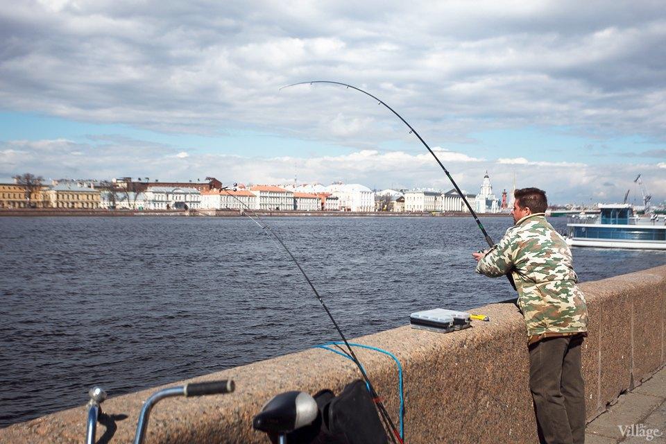 Люди в городе: Рыбаки Петербурга. Изображение № 4.