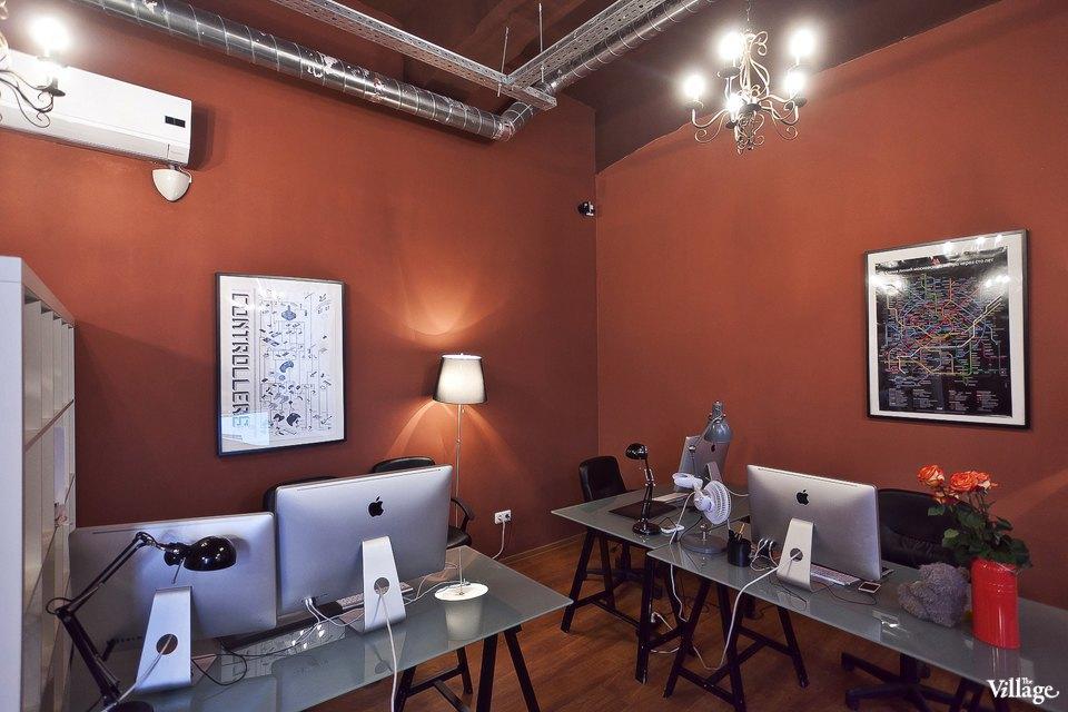 Офис недели (Петербург): SoftFacade. Изображение № 6.