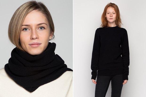 Шарф за 990 и свитер за 1490 рублей. Изображение № 18.