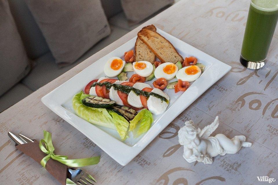 Никогда не поздно:17 мест, где завтракают после полудня. Изображение № 5.
