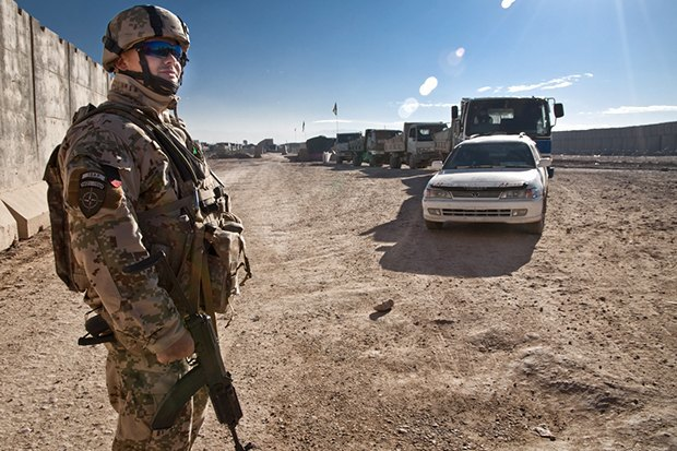 Как у них: Жители Израиля, Дании, Германии, Греции, США — о службе в армии. Изображение № 22.