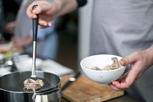 Шеф дома: Грузин и итальянец готовят по рецептам бабушек. Изображение № 66.