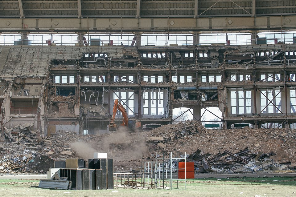 Как сейчас выглядит стадион «Лужники». Изображение № 8.