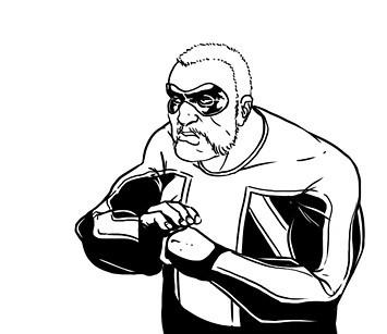Хранители: Городские супергерои и антигерои. Изображение № 9.
