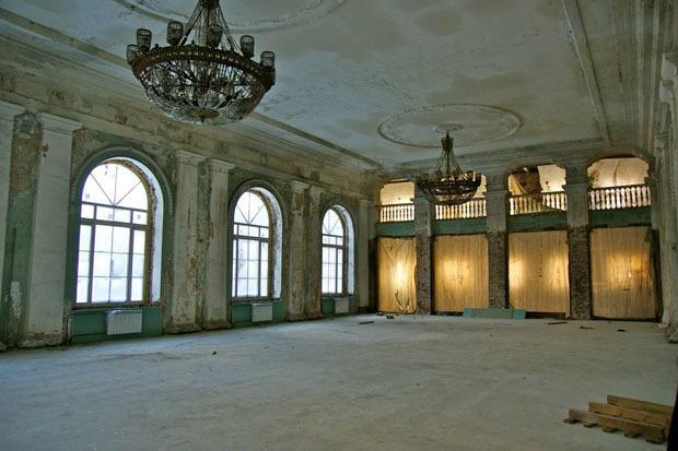 В пространстве «Четверть» появится концертная площадка. Изображение № 1.