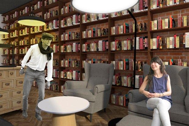 Дизайнеры Гоголевки— оновом российском стандарте библиотек. Изображение № 9.