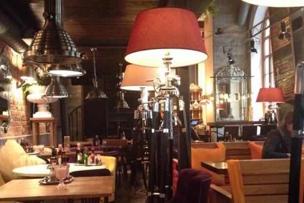 На днях в доме Мертенса открется ресторан-кондитерская Bengel & Zaek. Изображение № 7.