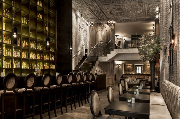 Интерьер ресторана Betony в Нью-Йорке. Изображение № 45.