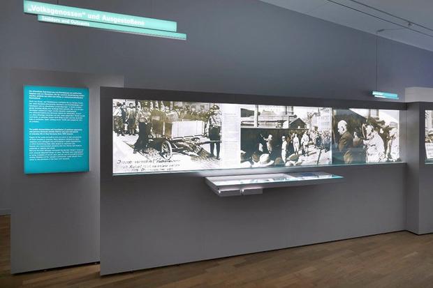 Иностранный опыт: 5еврейских музеев вмире. Изображение № 6.