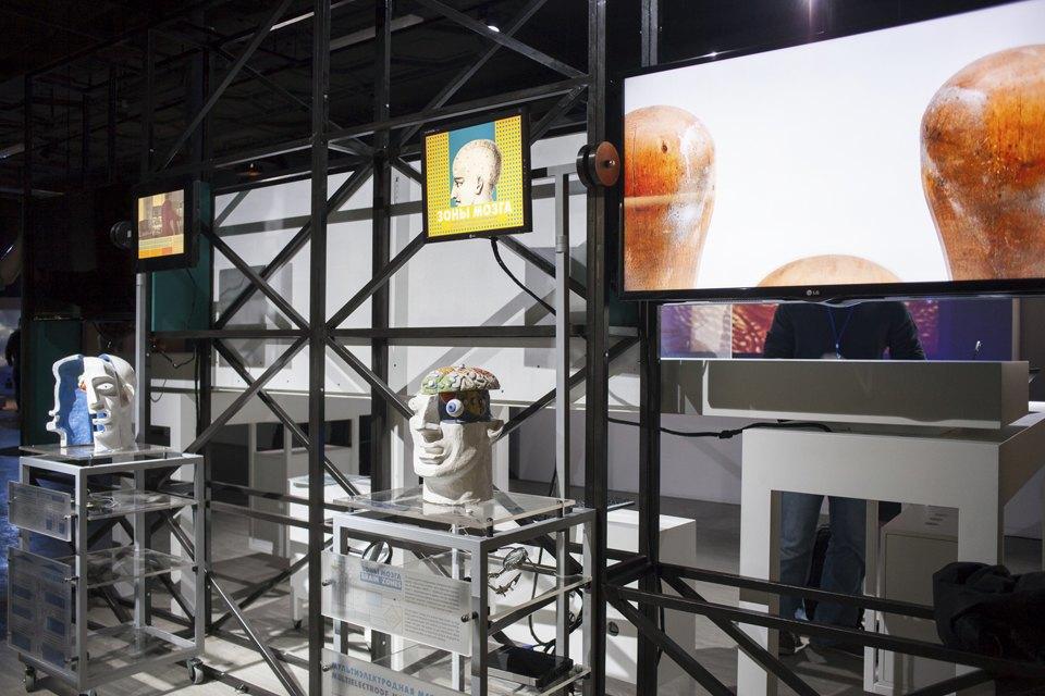 Экспозиция Политехнического музея наВВЦ. Изображение № 15.