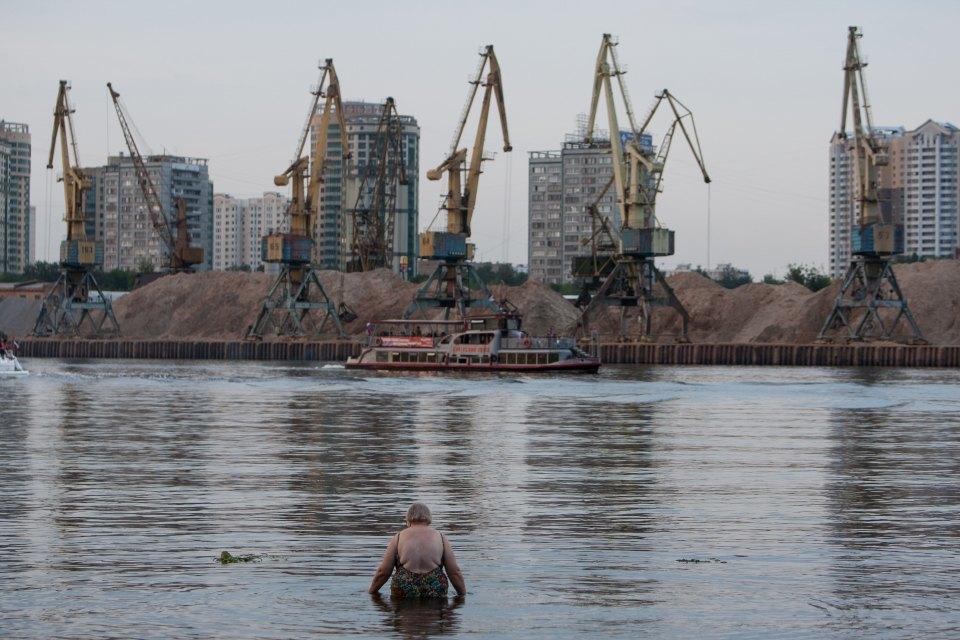 Камера наблюдения: Москва глазами Сергея Савостьянова. Изображение № 20.