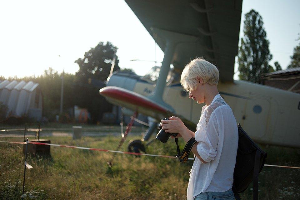 Фотосъёмка в Музее авиации. Изображение № 22.