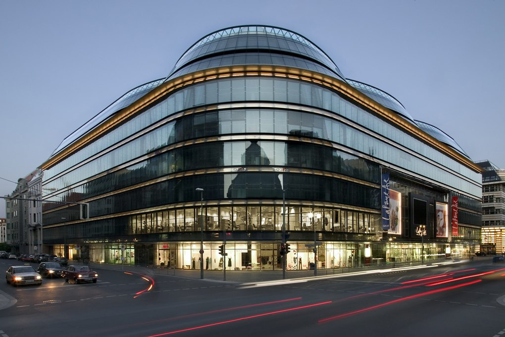 Hopes Tech: 10 самых красивых магазинов мира. Изображение № 21.