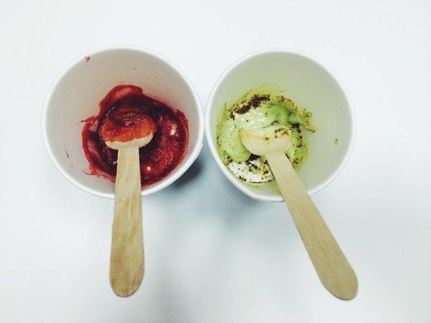 В ЦУМе появилось мороженое Анатолия Комма со вкусом борща, винегрета иоливье. Изображение № 6.