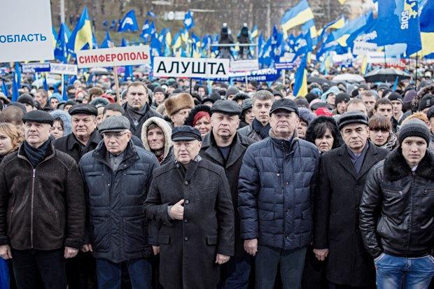 Курс — евро: Как уличные протесты изменили Киев. Изображение № 11.