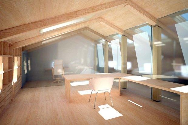 Каким будет музей Булгакова: концепция Габриеле Филиппини. Изображение № 18.