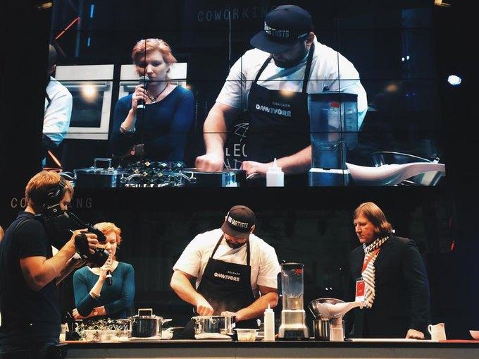 Все подробности пяти дней Omnivore-2015 вМоскве. Изображение № 25.