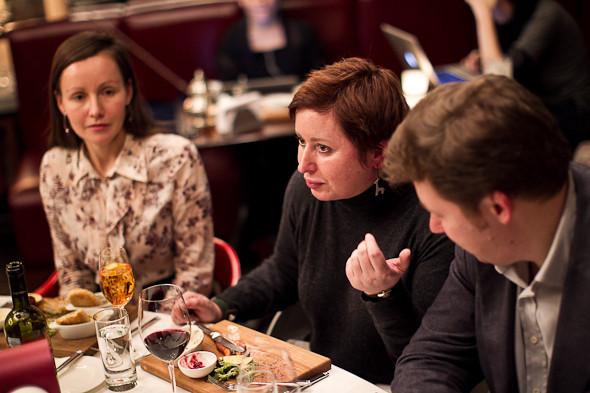 Разговоры на ужине: Гражданские инициативы. Изображение № 29.