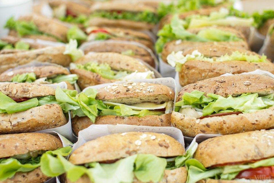 Люди в городе: Гости второго городского маркета еды. Изображение № 7.