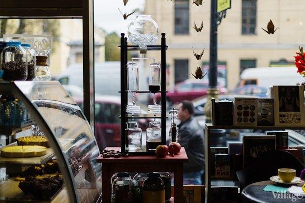 Новое место: Кофейня «Знакомьтесь, Джо». Изображение № 8.
