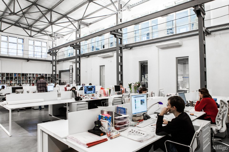 Офис недели (Москва): UNKproject. Изображение № 17.