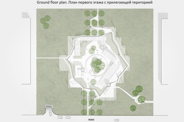 Для Петербурга разработали проекты эко отеля, банка и досугового центра. Изображение № 8.