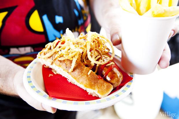 Полевая кухня: Уличная еда на примере Пикника «Афиши». Изображение № 14.