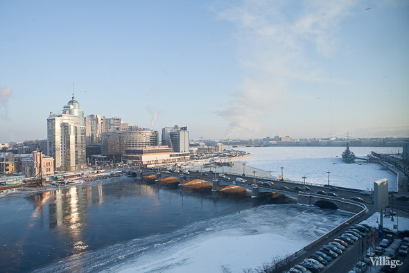 Новое место (Петербург): Ресторан «Москва City». Изображение № 19.