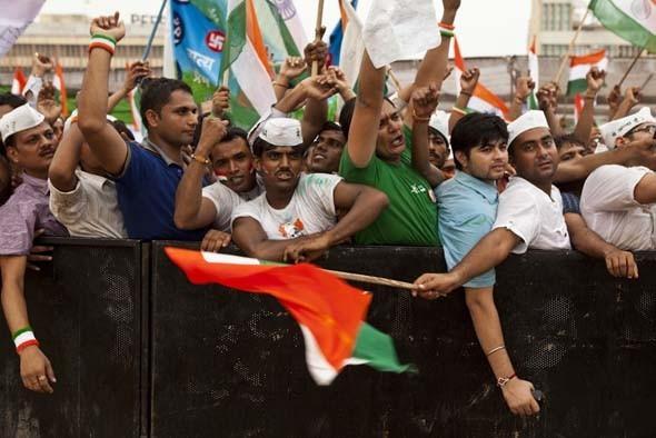 Народ против: Главные протесты 2011 года. Изображение № 37.