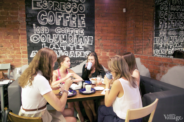Новое место: Кафе Conversation. Изображение № 12.