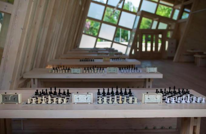 На ВДНХ открывается шахматный клуб. Изображение № 2.