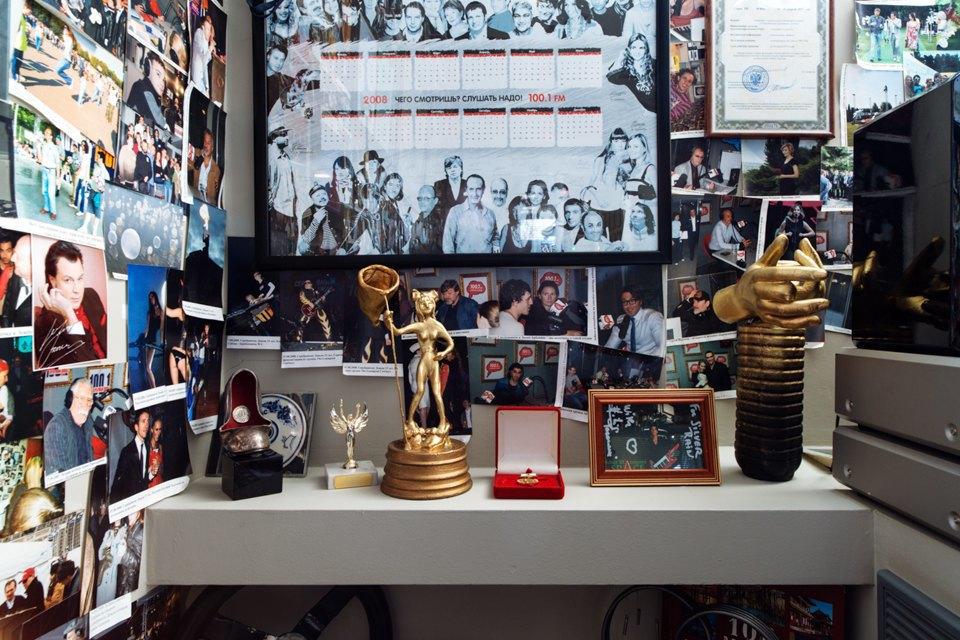 Офис радиостанции «Серебряныйдождь». Изображение № 28.