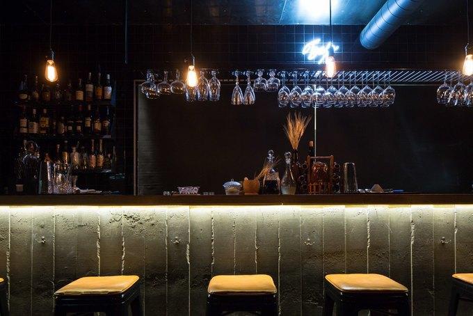 В ресторане «Вкус есть» открылся бар 12months. Изображение № 1.