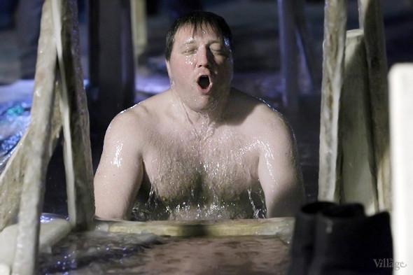 Изображение 26. В прорубь: Репортаж с крещенских купаний.. Изображение № 6.