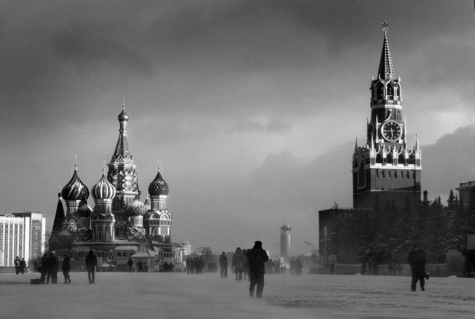 Камера наблюдения: Москва глазами Михаила Почуева. Изображение № 30.