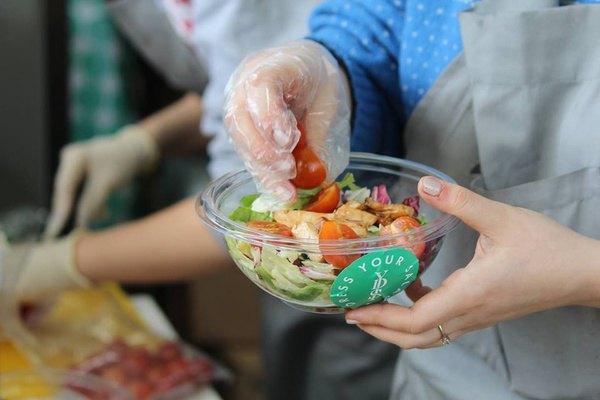 Салат-бар Dress Your Salad впарке Горького будет работать каждые выходные. Изображение № 3.
