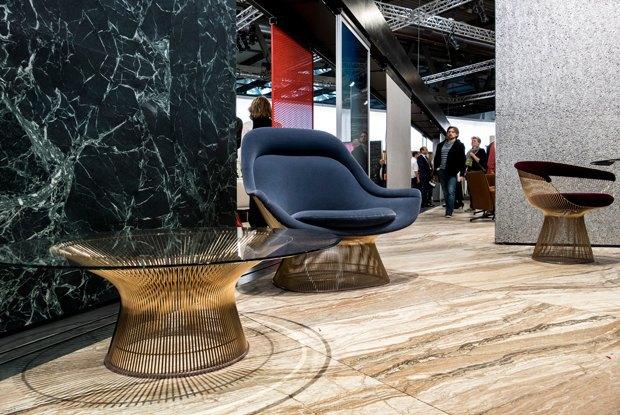 Knoll. Фотография: Salone del Mobile.Milano. Изображение № 2.
