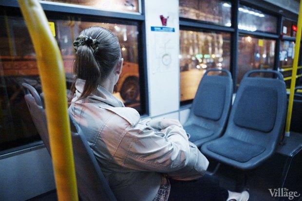 Фото дня: Первые ночные автобусы и троллейбусы в Москве. Изображение № 6.