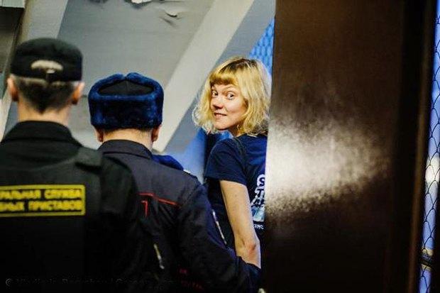 «В камере я много танцевала»: Активистка Arctic Sunrise о загрязнении Арктики и российской тюрьме. Изображение № 2.